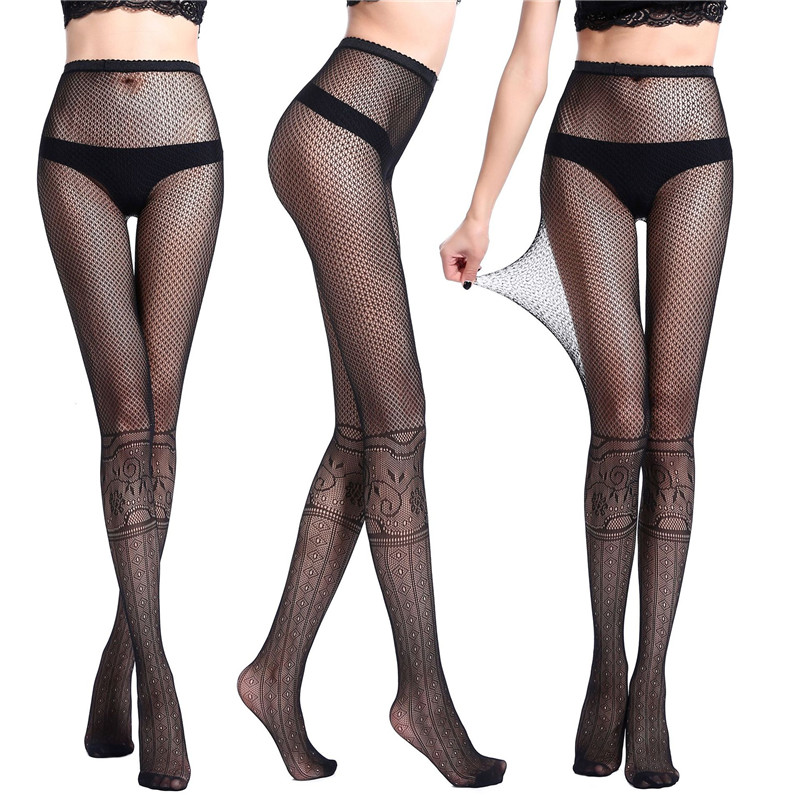 Fishnet tights are such a turn on for penny 7