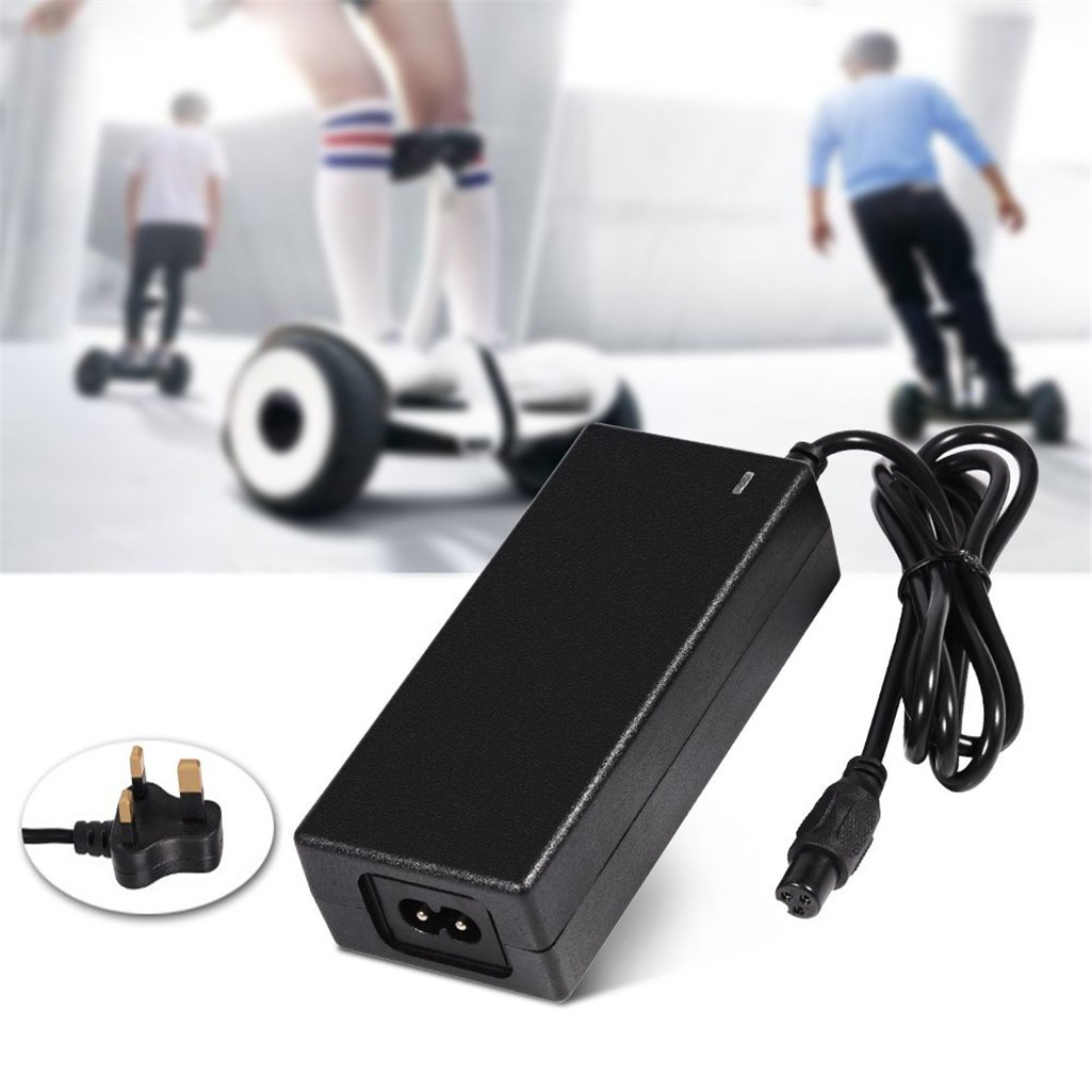 2A Fast Charger Power Adapter for Segway Swegway Smart Hoverboard Balance Board   eBay