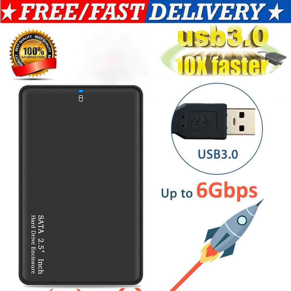 on sale 8e8b3 47abc Details about USB 3.0 SATA 2.5