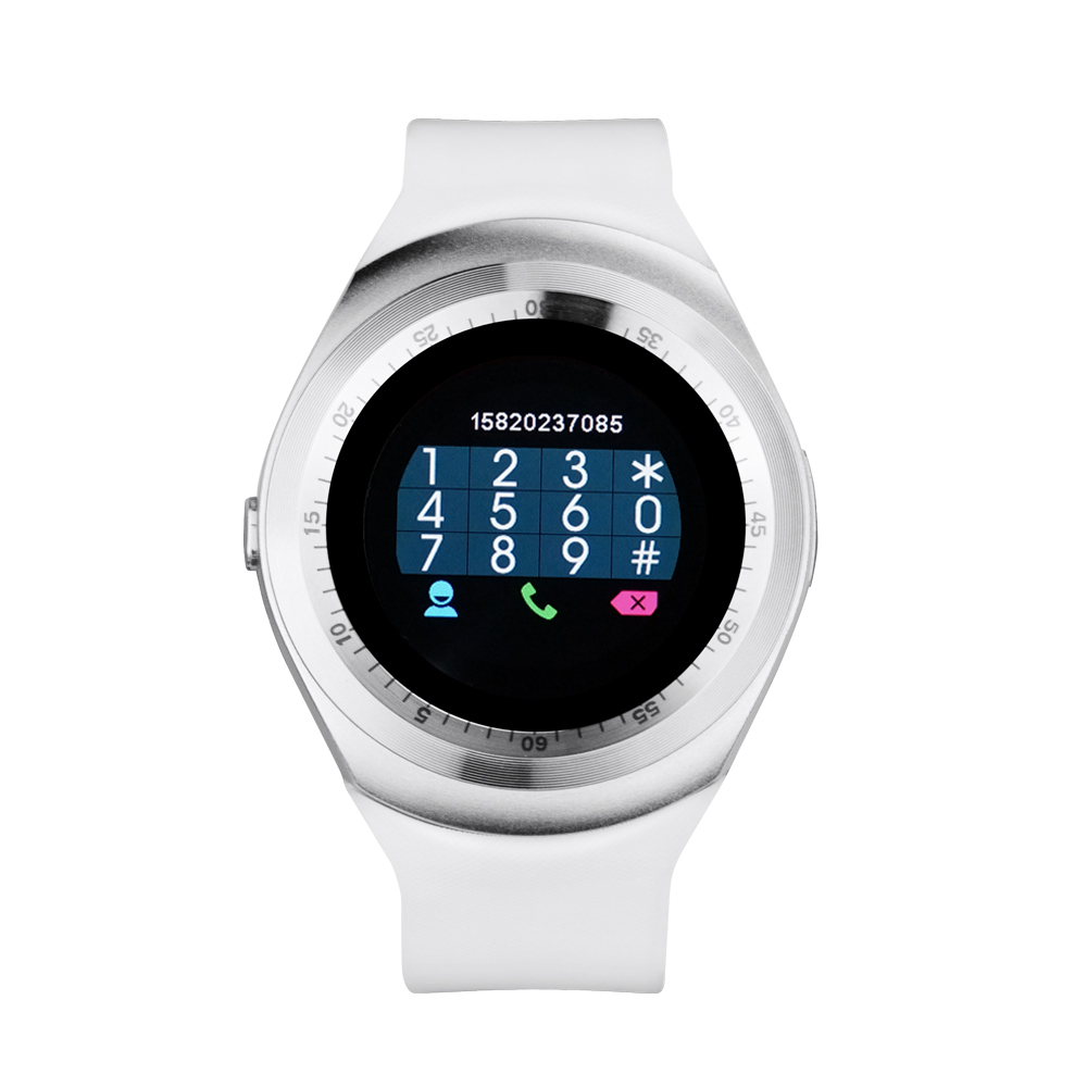 Waterproof Bluetooth Smart Watch Phone Mate For Android Ios Iphone Y1 Product Description
