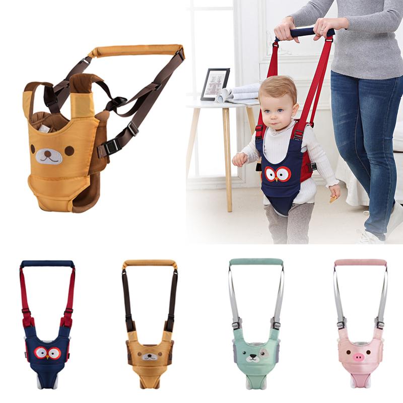 New Baby Toddler Learn Walking Belt Walker Assistant Safety Harness